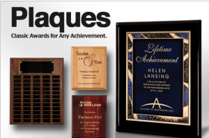 JDS Plaque Awards