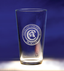 Crystal Blanc Glassware