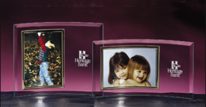 Crystal Blanc Picture Frame